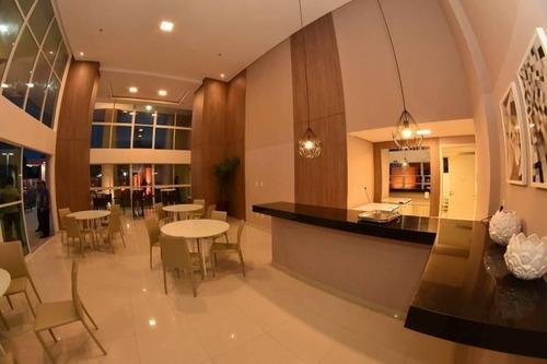 Imagem 1 de 9 de Apartamento Com 2 Dormitórios À Venda, 52 M² Por R$ 390.000,00 - Álvaro Weyne - Fortaleza/ce - Ap0341