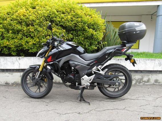 Motos Honda Cb 190