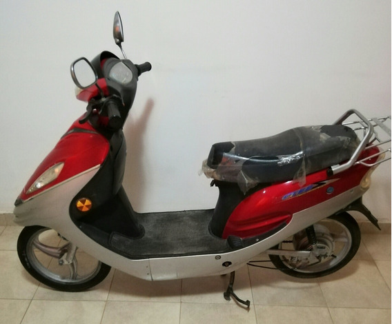 Moto Eléctrica 2010