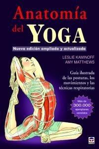 Anatomia Del Yoga - Kaminoff,leslie