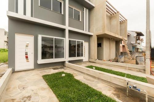 Casa Nova Com 90m² E 2 Dormitórios - Hípica - Ca1105