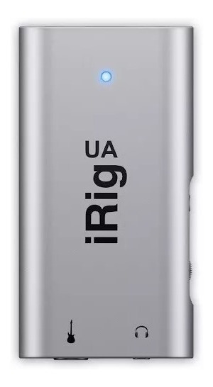 Irig Ua Ik Interface De Áudio P/ Android