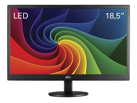 Monitor Led 18,5 E970swn Aoc 18.5