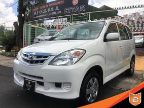 Toyota Avanza Motor 1.5 7 Pasajeros