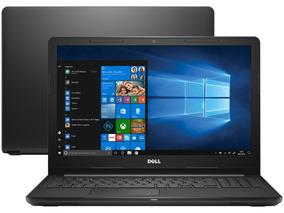 Notebook Dell Intel Core I3 4gb 1tb Windows 10 - Promoção