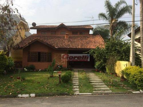 Casa Com 3 Dormitórios À Venda, 264 M² Por R$ 970.000,00 - Condomínio Arujá 5 - Arujá/sp - Ca0898