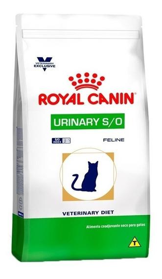 Ração Royal Canin Veterinary Urinary - Gatos Adultos 1,5kg