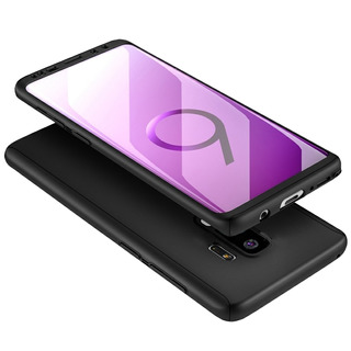 Protector Full 360 Estuche Funda Samsung Galaxy S9 Plus Febo
