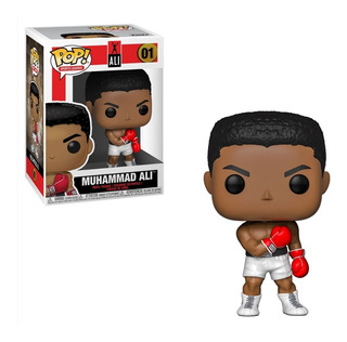 Figura Funko Pop Sports - Muhammad Ali 01