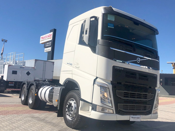 Volvo Fh 540 Ano 2017/17 Traçado Globetrother=fh 500 520 560