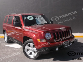 Jeep Patriot Lattitude Fwd Aut 2015