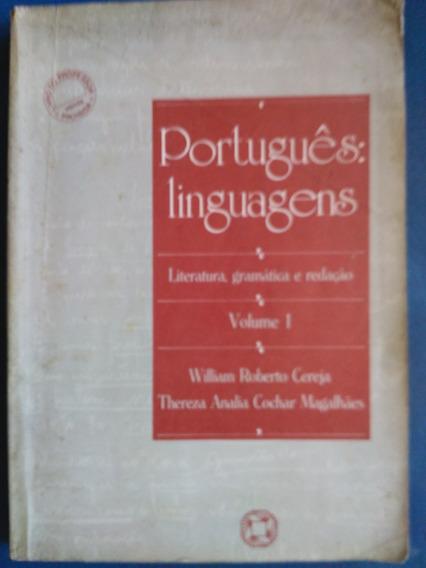 Portugues Linguagens 1 Literatura Gramatica Redaçao Professo
