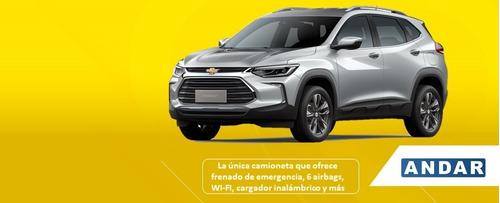 Nueva Chevrolet Tracker Turbo Ltz At 2021 Nuevo