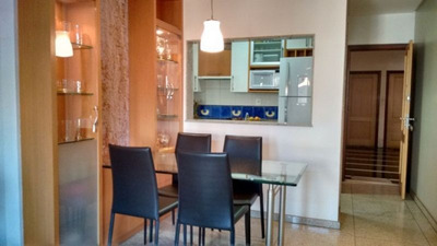 Apartamento Com 2 Quartos E 2 Vagas No Bairro Cidade Jardim. - 1044