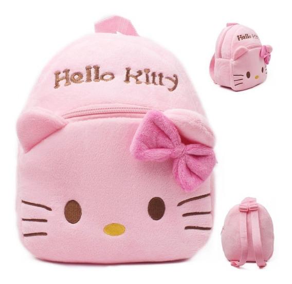 Mochila Kitty Pink Bebés Niñas Pequeñas Kitty Rosita
