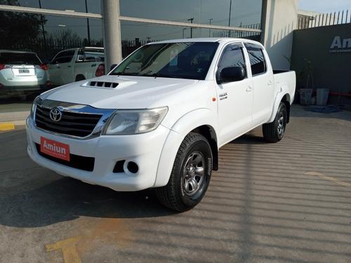 Toyota Hilux 4x2 Cd Sr 3.0 Tdi 2015