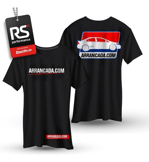 Camiseta Arrancada.com Modelo Civic