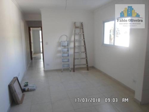 Imagem 1 de 11 de Cobertura Residencial À Venda, Vila Pires, Santo André - Co0065. - Co0065