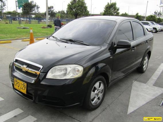 Chevrolet Aveo Emotion L Mt 1.4
