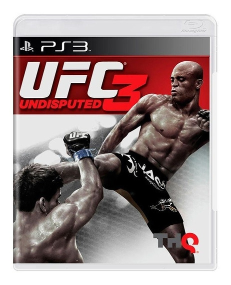 Ufc 3 Undisputed - Original - Ps3 - Usado