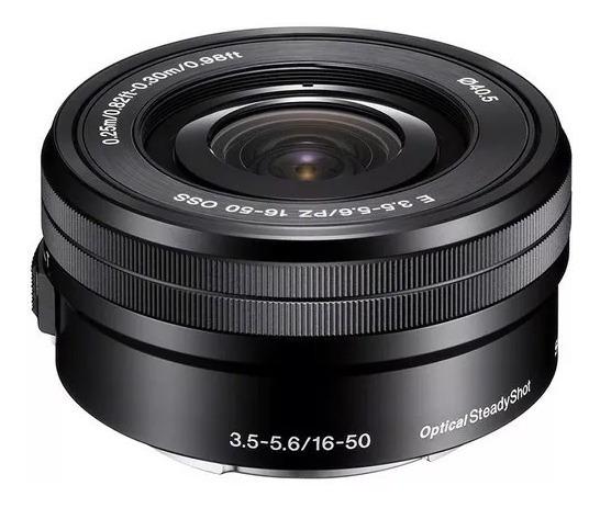 Lente Sony 16-50mm F/3.5-5.6 Oss E Pz Selp1650