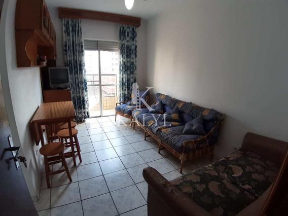Apartamento Com 1 Dorm, Aviação, Praia Grande - R$ 180 Mil, Cod: 4858 - A4858