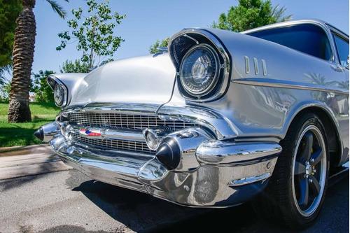 Imagen 1 de 15 de Chevrolet 1957 Sedan 2 Puertas