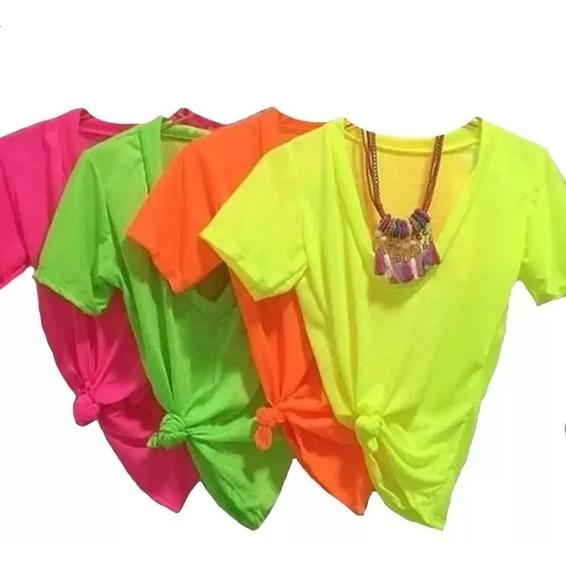 Camiseta Podrinha Blusa Feminina Tshirt Camiseta Decotada Cp Rb