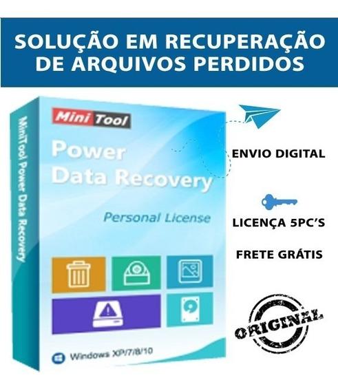 Mini Tool Power Data Recovery-5pc