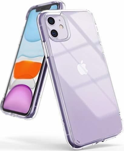 Ringke Fusion Diseñado Para iPhone 11 Case 2019 Clear