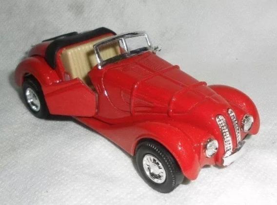 Auto Bmw 328 Welly Esc 1/36 Original Daniel Hds