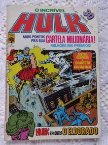 O Incrível Hulk Nº 5: Ódio Verde - Dicionário Marvel - 1983