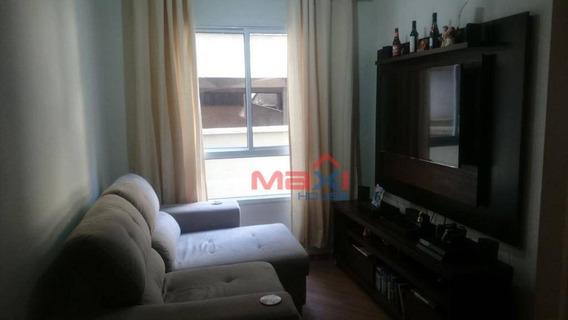 Apartmento Para Venda No Canadá Residence Osasco - Ap0592