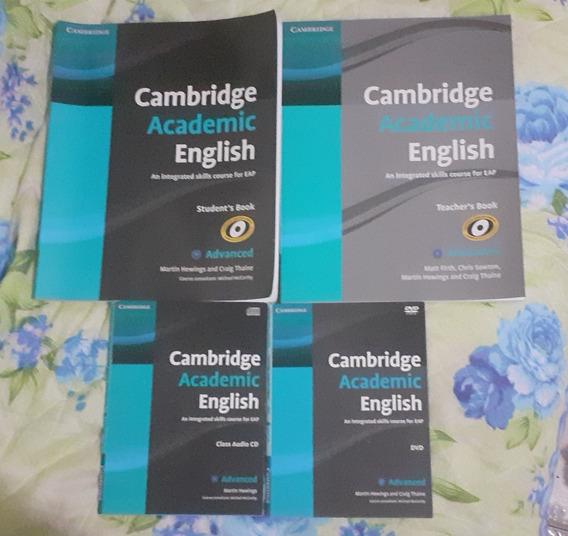 Cambridge Academic English C1 Advanced Kit Completo