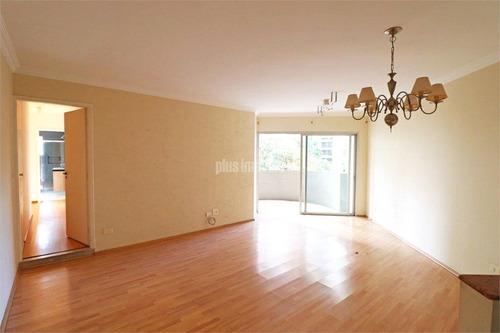 Excelente Apartamento Em Moema - Pj52279
