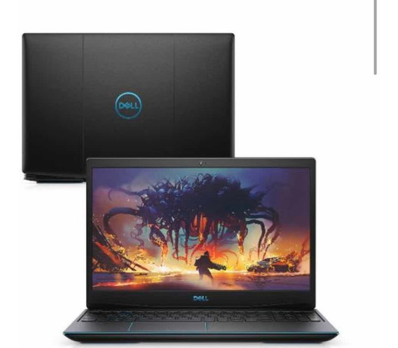 Notebook Dell G3 3590 I7/9750h/8gb/1t/128ssd/6gbvideo