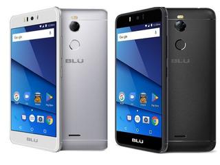Telefono Blu R2 Lte 16gb Memoria, 2gb Ram, Camara 13 Mp