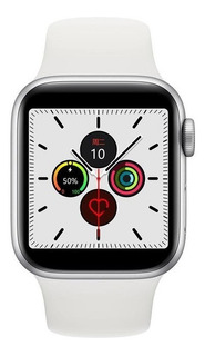 Smartwatch Iwo 12 44mm Serie 5 + Brinde - Envio Imediato