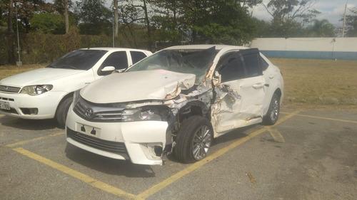 Imagem 1 de 9 de Toyota Corolla 2017 2.0 16v Xei Flex Multi-drive S 4p