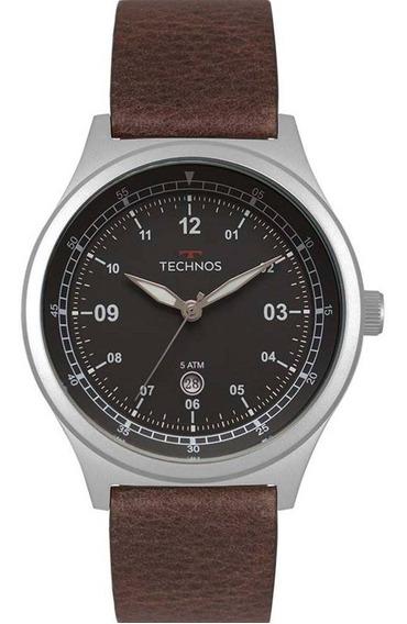 Relógio Technos Masculino Militar 2115mra/0p