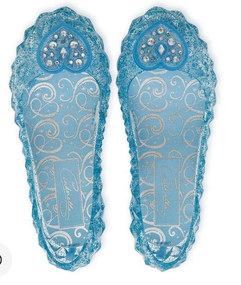 Zapatos Cenicienta Luz Luces Disney Store Original. Vcrespo