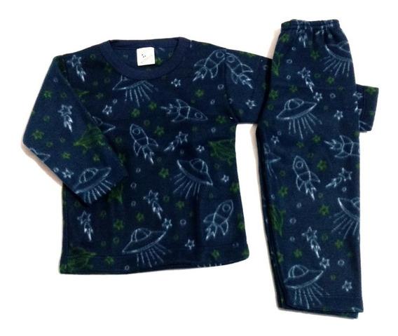 Pijama De Soft Masculino