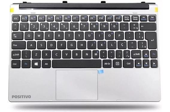Teclado Com Base Duo P/ Tablet Duo Zx3020 - Positivo