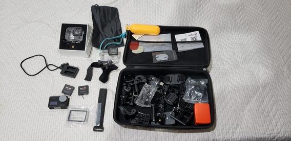 Sjcam Sj8 Pro 4k -2, Baterias 2 Estanque + Acessórios