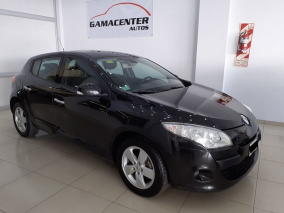 Renault Megane 3 2.0 Luxe 2012 64000km Negro Impecable