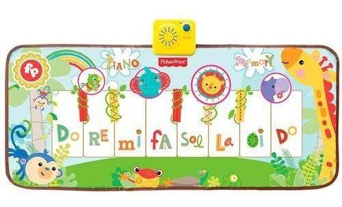 Tapete Musical Infantil Fisher Price - Fun 82971