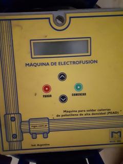 Maquina Electrofusora Mgsc Ef3000