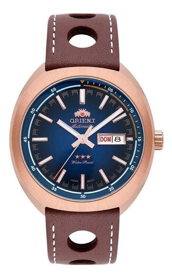 Relógio Orient Automático 469rp082 D1mb Original Com Nf