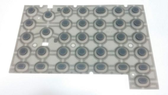 Borracha Do Teclado Condutiva P/ Calculadora Procalc Lp25