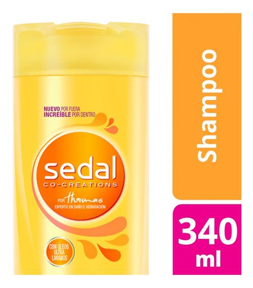Sedal Crema Balance 340ml Protege Shampoo / Acondicionador